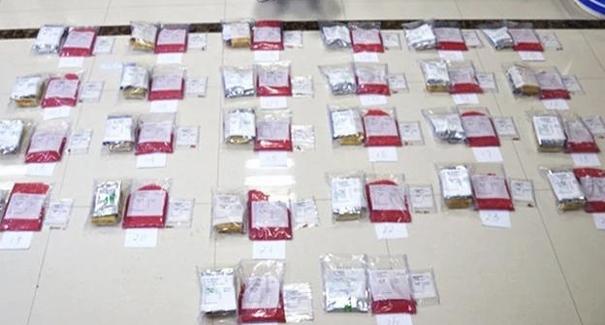 14.35公斤毒品伪装成茶叶被云南警方查获